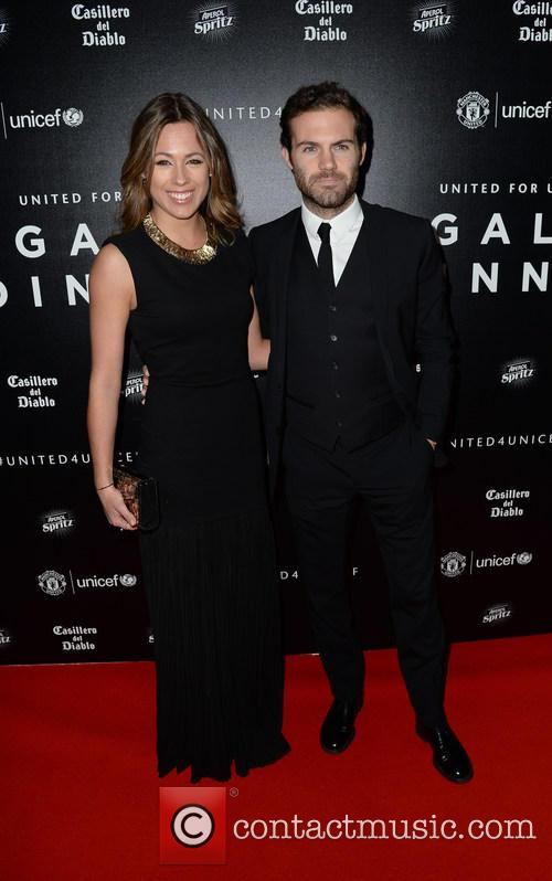 Juan Mata and Evelina Kamph 2