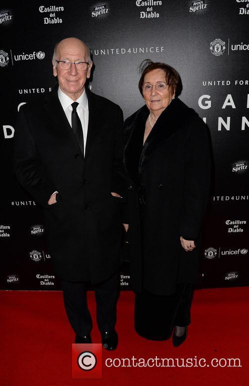 Sir Bobby and Lady Charlton 1