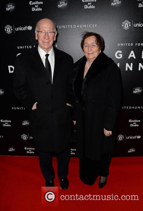 Sir Bobby and Lady Charlton 2