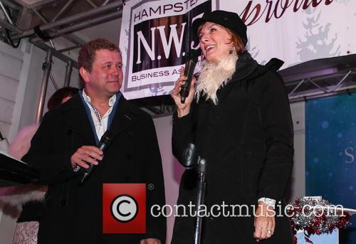 Fiona Bruce and Jon Culshaw 6