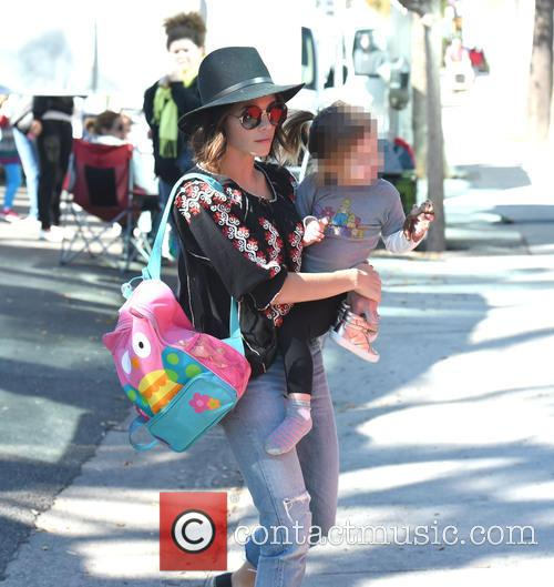 Jenna Dewan Tatum and Everly Tatum 1