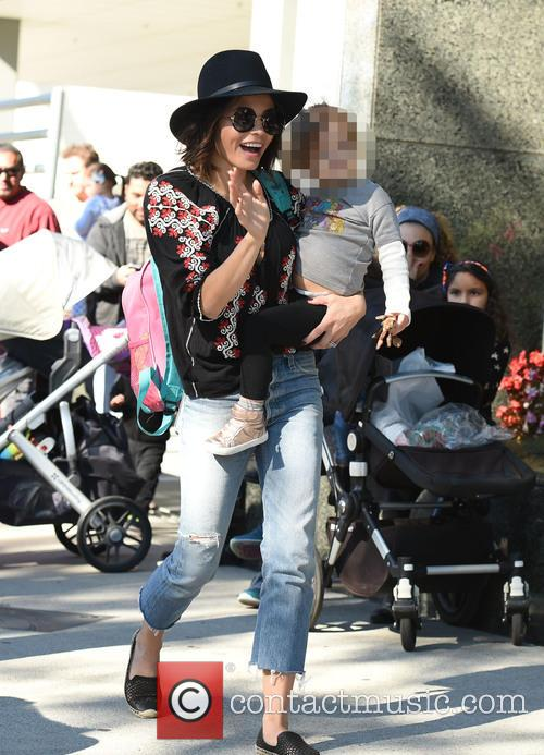 Jenna Dewan Tatum and Everly Tatum 5