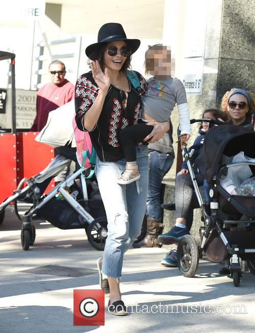 Jenna Dewan Tatum and Everly Tatum 6