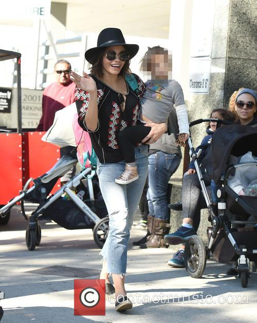Jenna Dewan Tatum and Everly Tatum 7