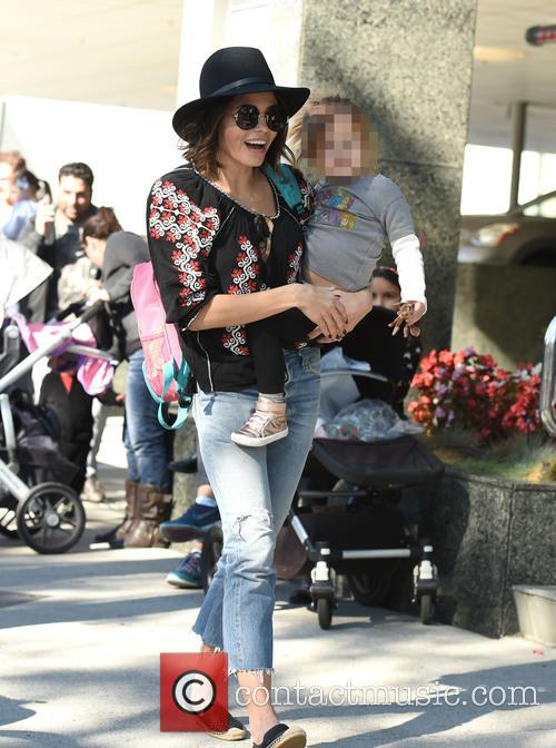 Jenna Dewan Tatum and Everly Tatum 9