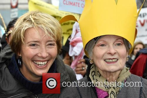 Emma Thompson and Dame Vivienne Westwood 5
