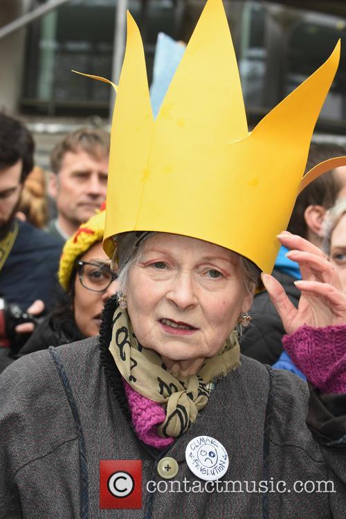 Dame Vivienne Westwood 1
