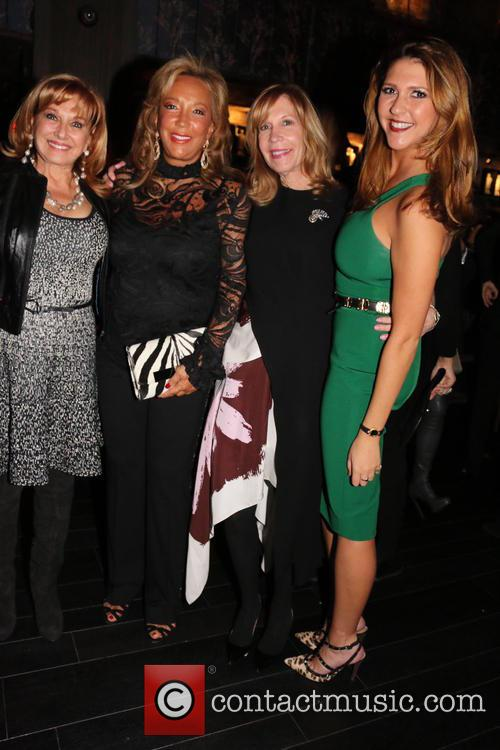 Michele Rella, Denise Rich, Jaclyn Polin and Rianna Polin 1