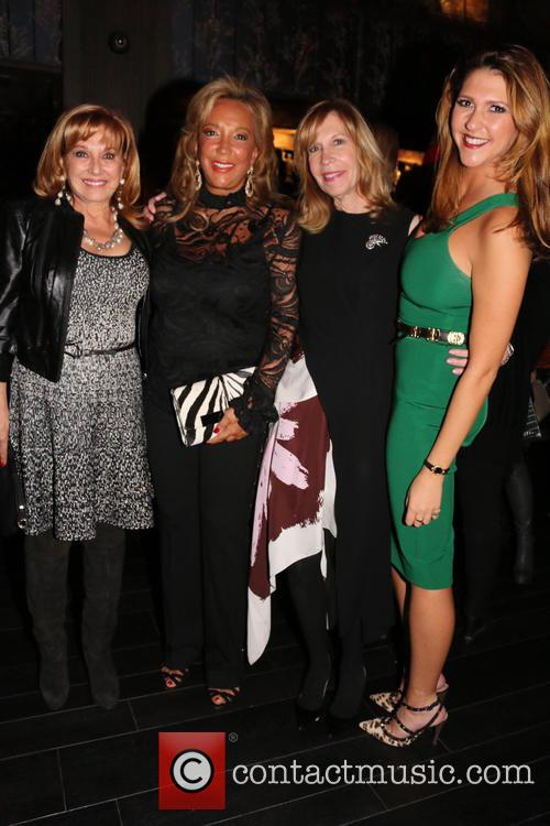 Michele Rella, Denise Rich, Jaclyn Polin and Rianna Polin 2