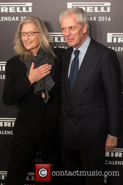 Annie Leibovitz and Marco Tronchetti Provera 11