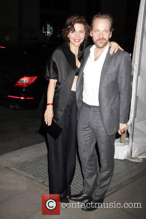 Maggie Gyllenhaal and Peter Sarsgaard 2