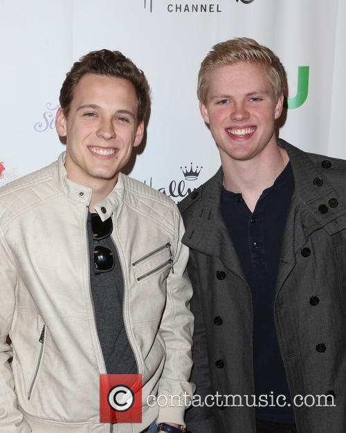 Tyler Perez and Ryan Cargill 9