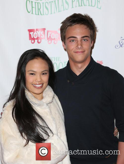 Nikki Soohoo and Kevin Quinn