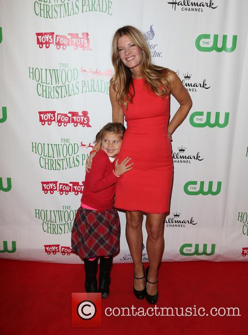 Michelle Stafford and Natalia Scout Lee Stafford 3