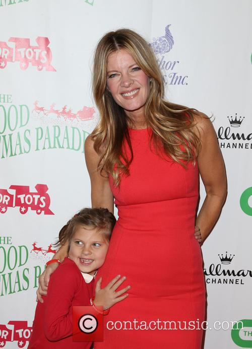 Michelle Stafford and Natalia Scout Lee Stafford 4