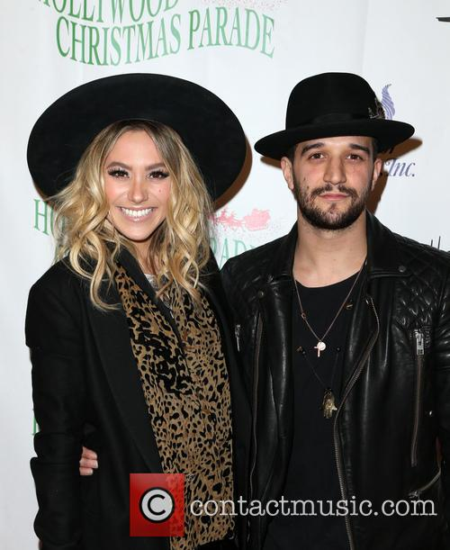 Alexander 'bc' Jean and Mark Ballas 4