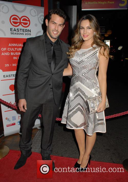 Jeremy Parasis and Kelly Brook 1