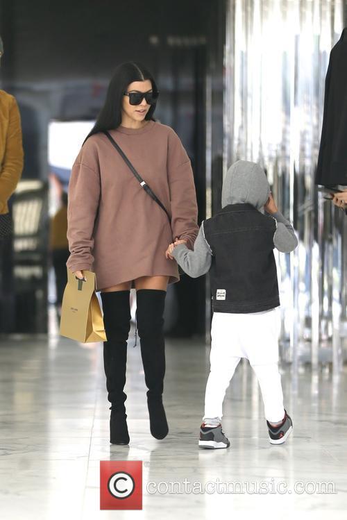 Kourtney Kardashian Reveals Anxiety Following Scott Disick Split
