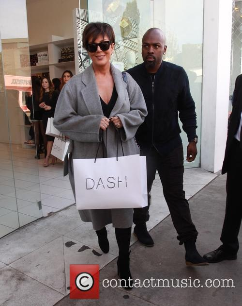 Kris Jenner and Corey Gamble 7