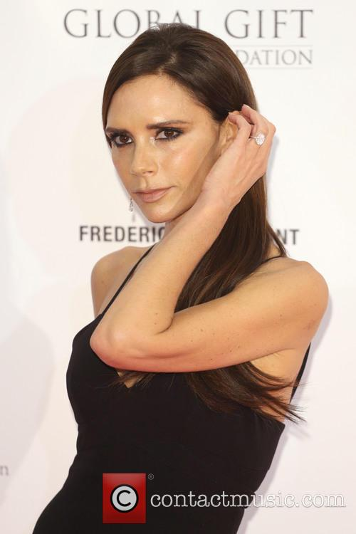 Victoria Beckham Reveals David Sometimes Steals Her Beauty Products
