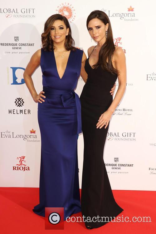 Eva Longoria and Victoria Beckham 4