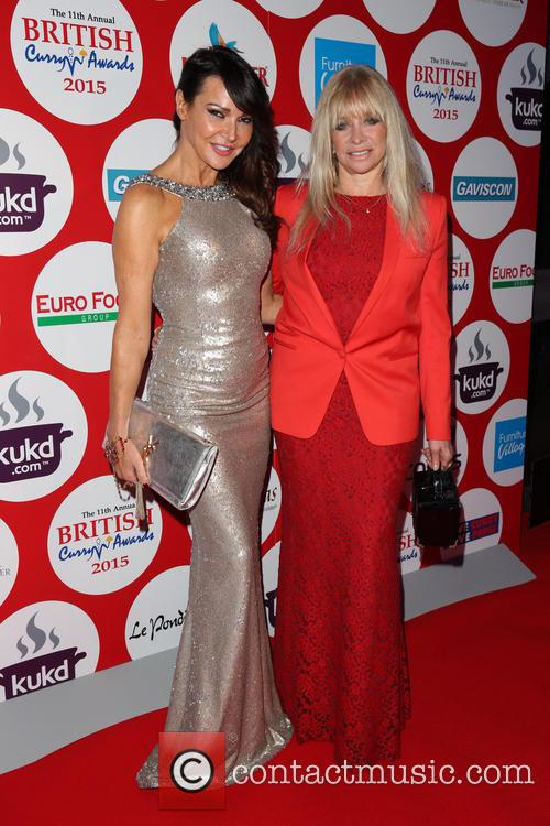 Lizzie Cundy and Jo Wood 1