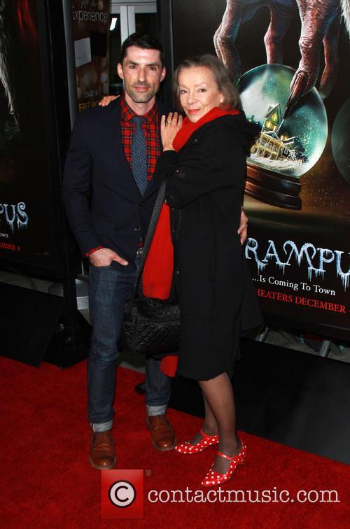 Producer Alex Garcia and Krista Stadler 2