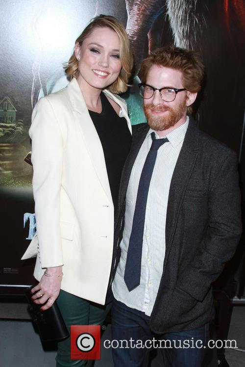 Clare Grant and Husband Seth Green 5