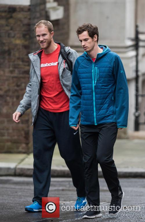 Andy Murray and Dominic Inglot 3