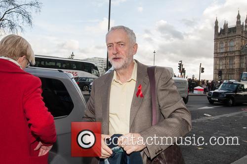 Jeremy Corbyn at Portcullis House