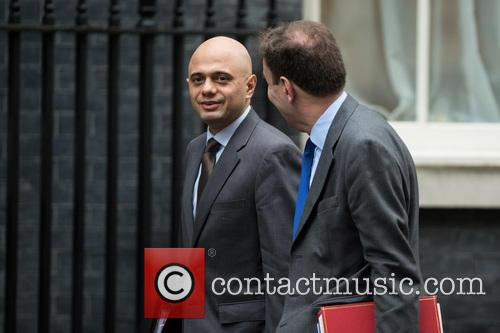 Sajid Javid and Greg Hand 1