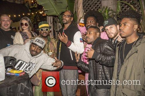 Daz Dillinger, Dave O'philly, Tyrin Turner, Lil Caine The Artist, Snoop Lion, Snoop Dogg, Bishop Don Magic Juan and Afroman 2