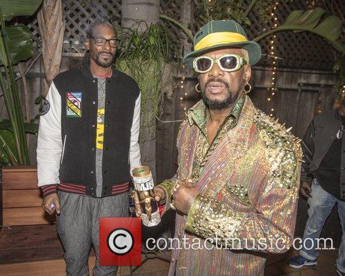 Snoop Lion, Snoop Dogg and Bishop Don Magic Juan 1