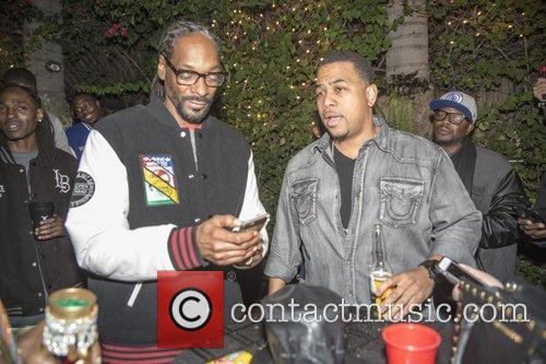 Snoop Lion, Snoop Dogg and Omar Gooding 3