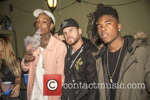 Wiz Khalifa, Dave O'philly and Lil Caine The Artist 2