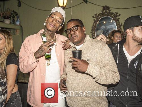 Wiz Khalifa and Lil Half Dead 3