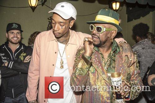 Wiz Khalifa and Bishop Don Magic Juan 6