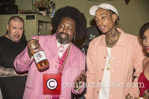 Afroman and Wiz Khalifa 2