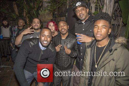 Slink Johnson, Babee Loc, Tyrin Turner and Lil Caine The Artist 2