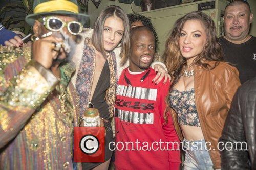 Snoop Dogg, Welven Da Great, Bishop Don Magic Juan and Dj Krazy 8