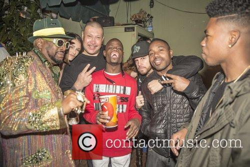 Welven Da Great, Tyrin Turner and Bishop Don Magic Juan 1