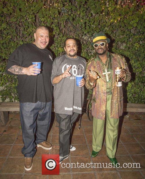 Snoop Dogg, Big Marvin, Babee Loc and Bishop Don Magic Juan 10