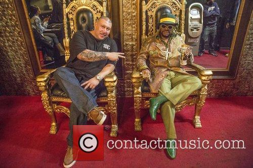 Snoop Dogg, Bishop Don Magic Juan and Big Marvin 11