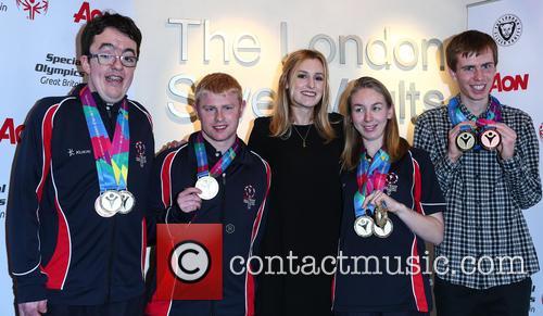 Laura Carmichael, Daniel Woolf, Matt Dodds, Mitchell Camp and Georgina Maton 4