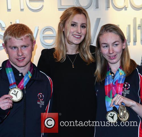 Laura Carmichael, Matt Dodds and Georgina Maton 6