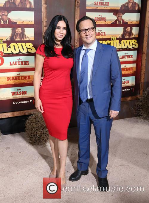Patricia Azarcoya Schneider and Rob Schneider 2
