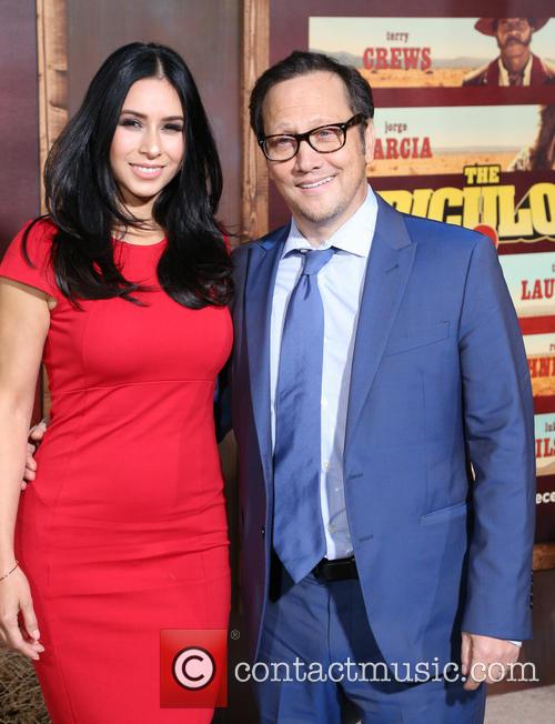 Patricia Azarcoya Schneider and Rob Schneider 3
