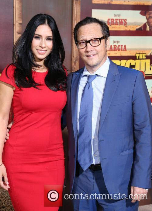 Patricia Azarcoya Schneider and Rob Schneider 4