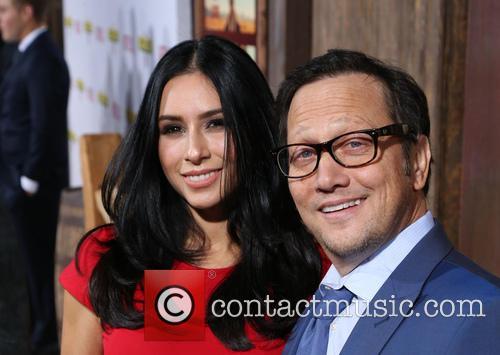 Patricia Azarcoya Schneider and Rob Schneider 10