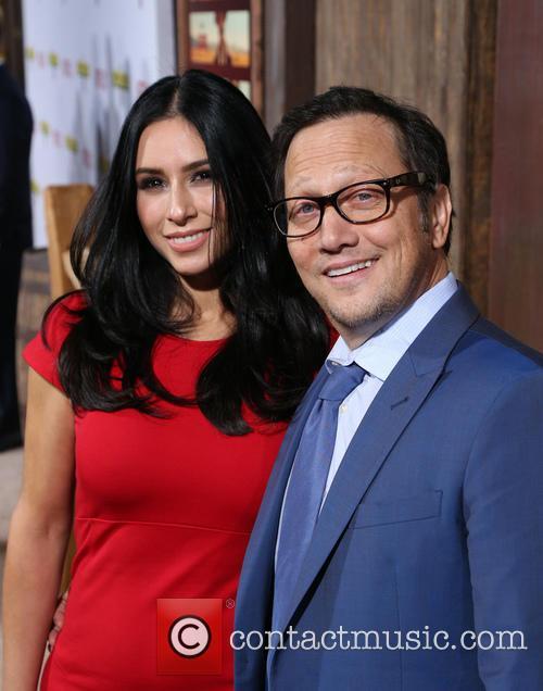 Patricia Azarcoya Schneider and Rob Schneider 11